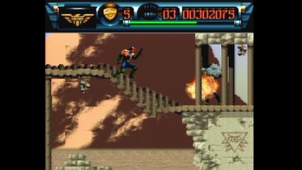 Just a Moment with Judge Dredd (SNES)