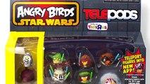 Et en colère des oiseaux héros rebelles étoile scélérats guerres 2 | telepods EP3