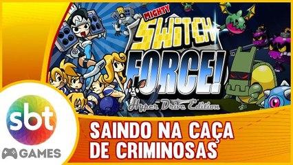 Mighty Switch Force - CAPTURANDO CRIMINOSAS INDEFESAS?