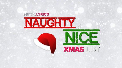 Naughty & Nice XMAS Songs Pt II