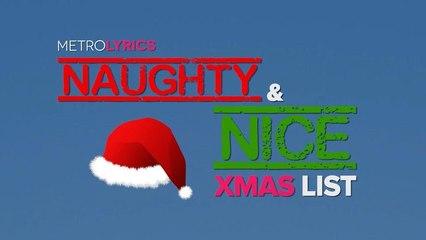Naughty & Nice Xmas Songs