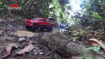 SGCrawlers RC Offroad Trucks 4x4 Scale Trail Adventures at MacRitchie Reservoir