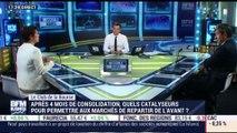 Le Club de la Bourse: Alain Pitous, Véronique Riches-Flores et Alexandre Baradez - 15/09