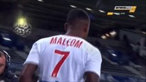 0-1 Malcom Goal France  Ligue 1 - 15.09.2017 Toulouse FC 0-1 Girondins Bordeaux