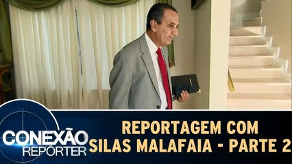 Reportagem com Silas Malafaia - Parte 2