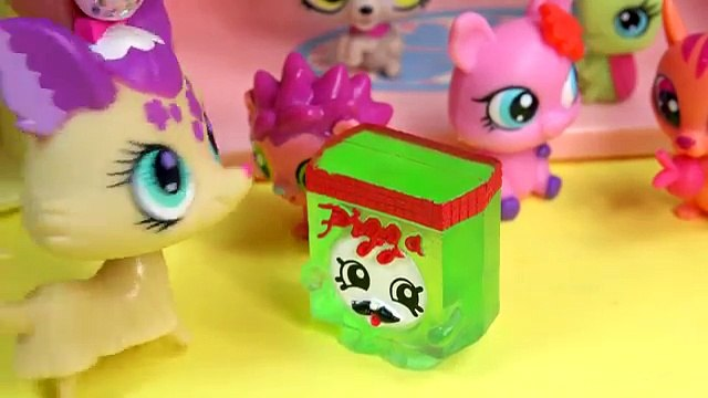 Wow Random SPRINKLES - MLP LPS Shopkins My Little Pony Disney Frozen Toy Playing Video Toy