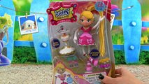BETTY SPAGHETTY DOLL MAKEOVER! Princess Betty & Ballet Betty! Betty Spaghetti Fashion Dress Up Doll!