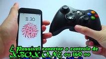 Conectar controle do Xbox one e 360 no iPhone, iPad e iPod é Possível ?