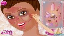 Et la mariée demoiselles dhonneur soin du visage pour Jeu filles beauté maquillage Barbie beauti