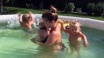 Y ir en en jugando piscina nadando el para en ✿ pavo piscinas de natación 6 días van hamam