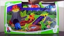 Dinossauros playset! Dinossauro Rex! Dinosaurs Playset! Dinosaurios playset! PT-Brazil
