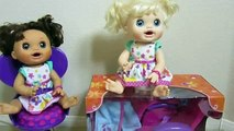 My Life as Spa Chair Playset review with doll