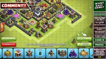Town Hall 9 / TH9 Best Farming Base 2016 | Protect Town Hall 9 Storages + Free Shield Base