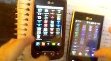 LG Optimus One vs LG Optimus L3