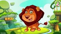 Apprendre animaux des noms et des sons pour enfants Apprendre sauvage animaux et ferme animaux