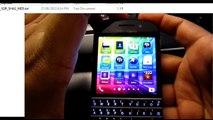 Install Google Play Store for BlackBerry10 (Z10/Q10/Q5/Z30/Z3
