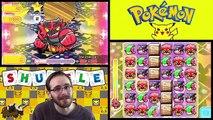 Pokemon Shuffle - Incineroar Escalation Levels 25 & 50 (No Items) - Episode 227