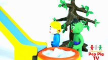 Prank gone wrong by Hulk Superhero Babies Hulk vs Frozen Elsa Play Doh Stop Motion Animations