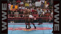 GOLDBERG VS BOOKER T - WCW CHAMPIONSHIP MATCH - NITRO 2000 - WWE Wrestling - Sports MMA Mixed Martial Arts Entertainment