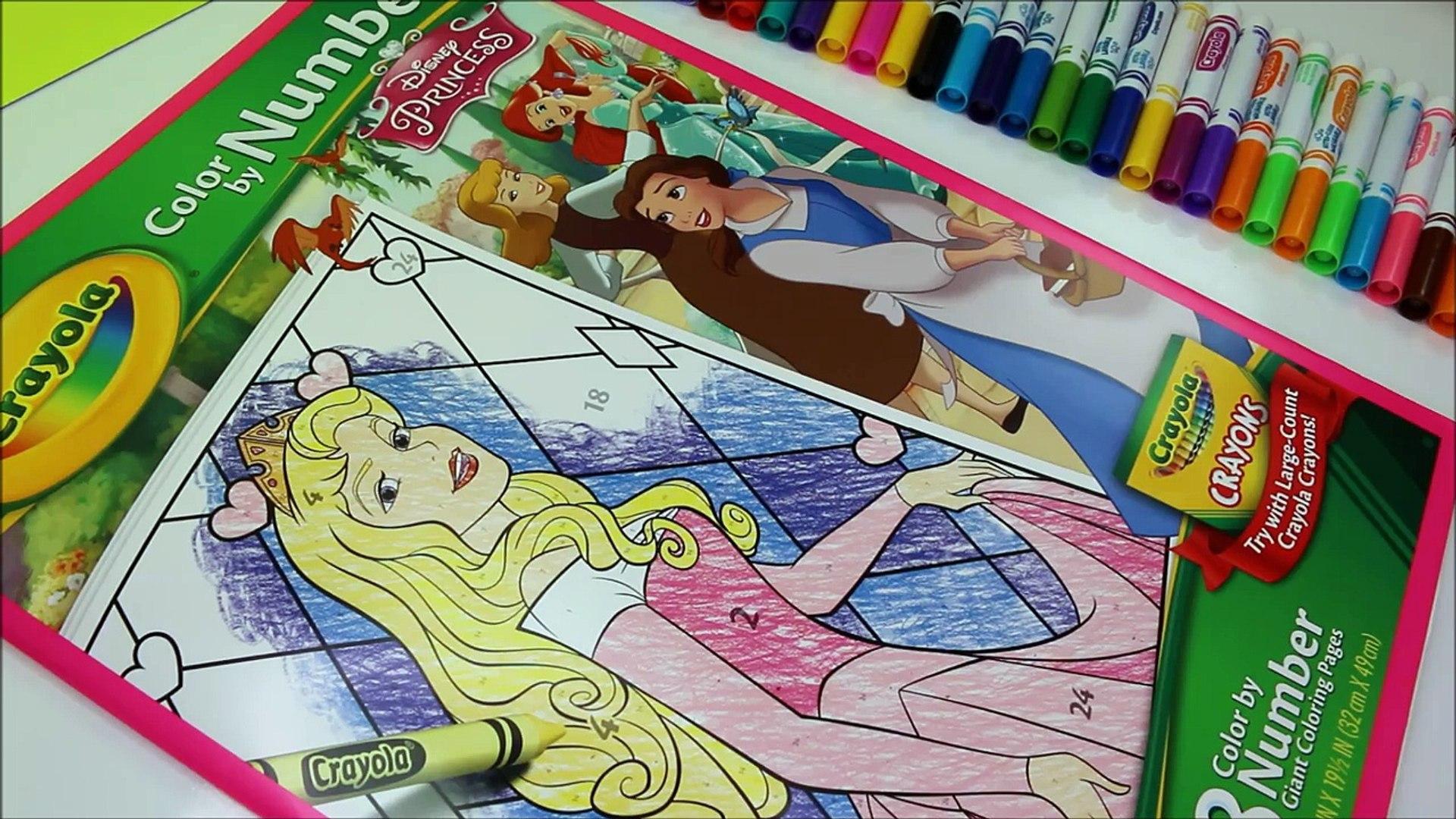 Amazon.com: Crayola Color Wonder Disney Princess Coloring Pages ...   1080x1920