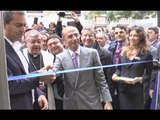 Napoli - Inaugurata la nuova sede della Banca di Credito Cooperativo (31.10.15)