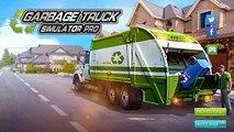 Androïde les meilleures polyédrique des déchets un camion Sim pro gameplay hd