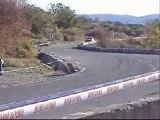 Rallye pays de vence 2007 es 5 col de vence