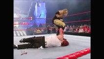 Jeff Hardy & Shawn Michaels vs Chris Jericho & Christian Raw 02.17.2003