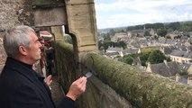 Journées du patrimoine : visite de la tour du transept