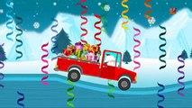 Santa geschenk lkw | Fröhliche Weihnachten | Santas Gift Truck | Kids Video | Christmas G