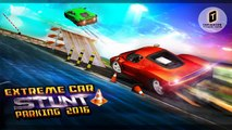 Androïde voiture extrême cascade Parking 2016 e04 gameplay hd