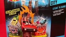 Et des voitures chaud course course coureurs cascade des pistes roues Disney pixar 2 microdrifters