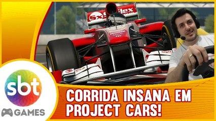 Project Cars - 1º lugar na DIFICULDADE MÁXIMA - 100% - 60fps