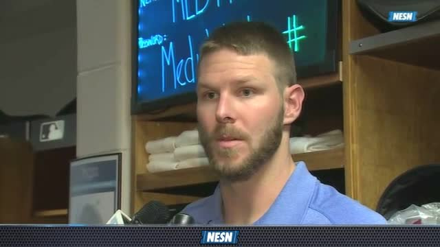 Red Sox Final: Chris Sale Reflects On Recent Shaky Starts