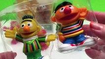 Sesame Street Pals   Sesame Street Toys   ELMO, Cookie Monster, Big Bird, Oscar, Ernie & Bert Dance