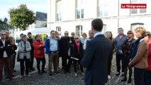 Rennes. Patrimoine : le préfet accueille les visiteurs