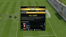 FIFA 15 - Skill Games World Record (Advanced Dribbling & Dribbling)