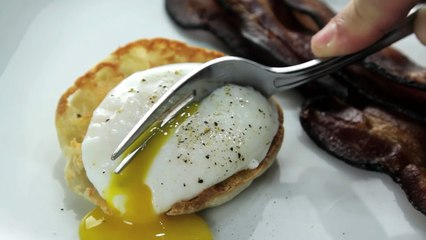 The Food  How To Poach Eggs