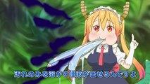 小林さんちのメイドラゴン PV Kobayashi-san Chi no Maid Dragon - HD