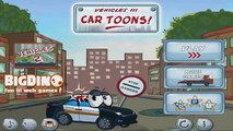 Play Vehicles 3 Car Toons Walkthrough Games
