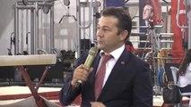 Bolu'da, Artistik Cimnastik Federasyonu Kupası Başladı