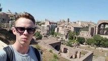 Un américain en vacances en Europe : Wow... Wow...WOOOW