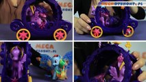 Princess Twilight Sparkle Charm Carriage / Karoca Księżniczki Twilight Sparkle - Cutie Mark Magic