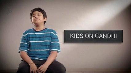 Kids on Gandhi ft. Alchemy School | Put Chutney