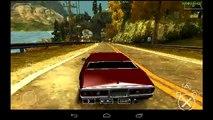 Burnout Dominator HD on PCSX2 Emulator (Black Sky FIXED) - video