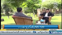 Aftab Iqbal Analysis On The By Election Of NA 120