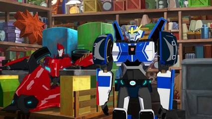 Transformers: Robots in DIsguise: Combiner Force: Episode 15: Combine and Conquer (HD)