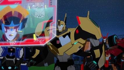 Transformers: Robots in Disguise: Combiner Force: Episode 16: Moon Breaker (HD)