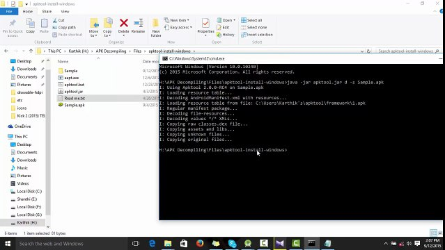 How to decompile APK Files and get Source Code ( JAVA & XML )
