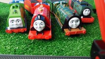 Thomas the Tank Engine and Friends Thomas, Percy, James, Ryan, Toby Fun Toys